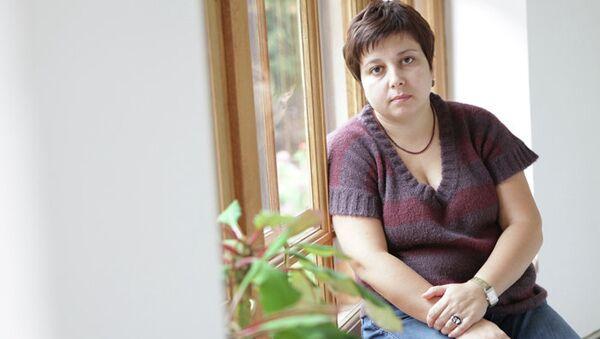Руководитель благотворительного фонда помощи хосписам Вера Нюта Федермессер