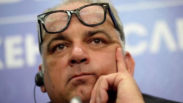 Президент Международной федерации объединенных стилей борьбы Ненад Лалович. Архивное фото