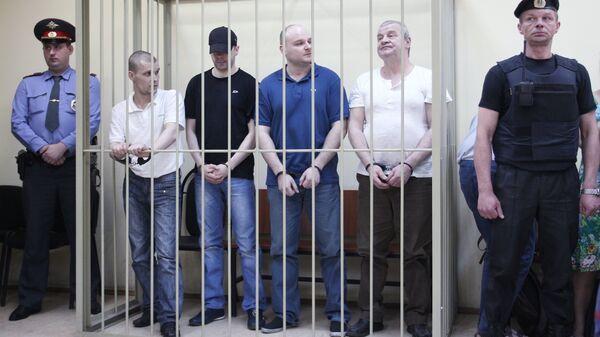 Оглашение приговора по делу о похищении сына Е.Касперского. Архивное фото