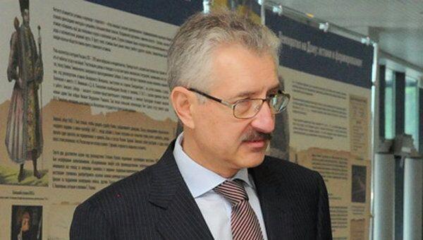 Председатель избирательной комиссии Ростовской области Сергей Юсов