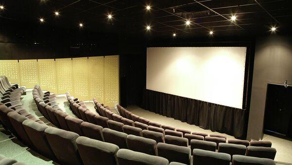 Кинотеатр, архивное фото