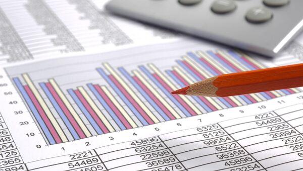Финансовые расчеты . Архивное фото
