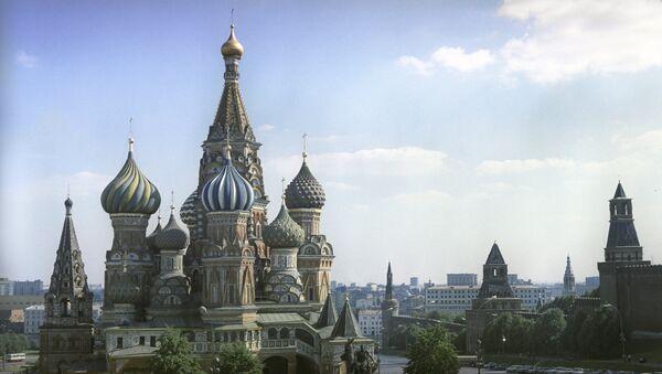 Собор Василия Блаженного. Архивное фото