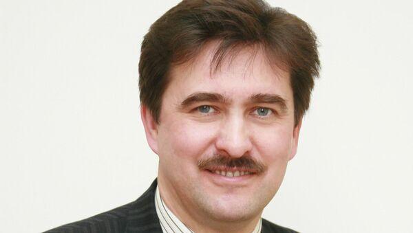 Ректор Сибирского государственного аэрокосмического университета (СибГАУ) Игорь Ковалев