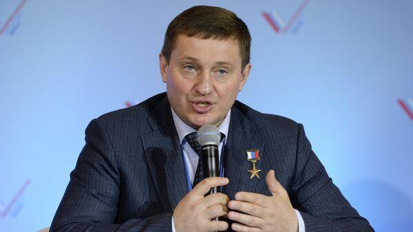 Губернатор Волгоградской области Андрей Бочаров. Архивное фото