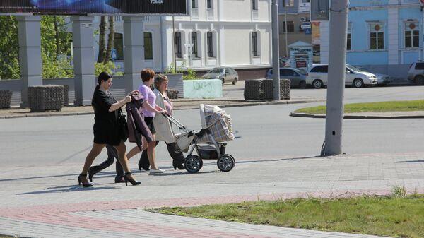 Лето пришло в Томск