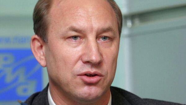 Депутат Государственной Думы Валерий Рашкин