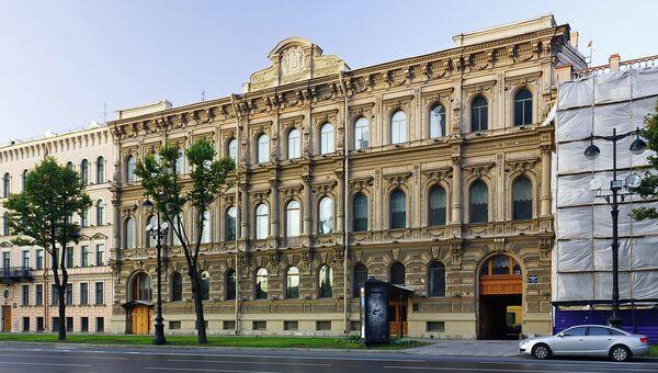 Российский институт истории искусств (РИИИ РАН). Архивное фото