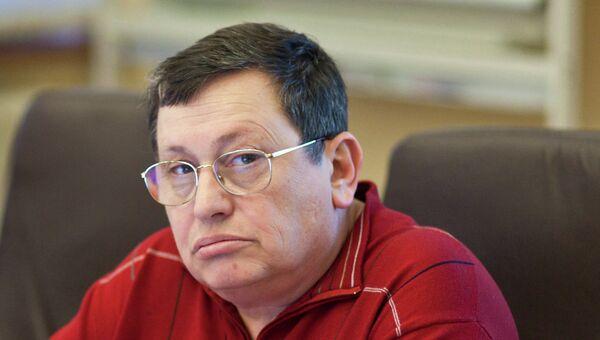 Директор департамента образовательных программ Института образования НИУ ВШЭ Анатолий Каспржак.