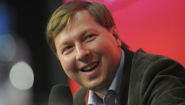 Глава Mail.Ru Group Дмитрий Гришин