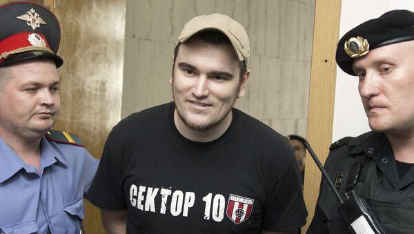Алексей Гаскаров в суде. Архивное фото