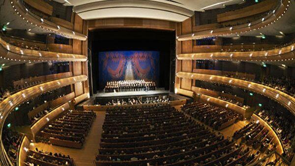 Государственный академический Мариинский театр. Архивное фото