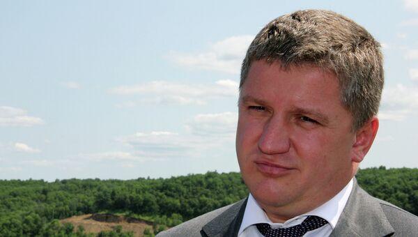 Глава правления ОАО РусГидро Евгений Дод, архивное фото