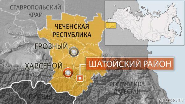 Шатойский район Чечни