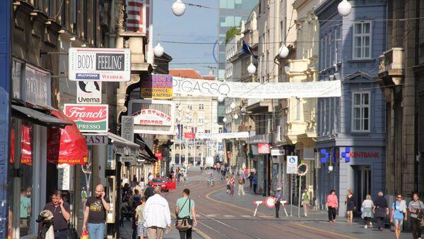 Улицы центра Загреба в воскресенье закрыты для движения из-за приезда иностранных делегаций