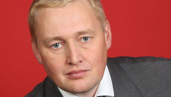Депутат Заксобрания Свердловской области от КПРФ Андрей Альшевских