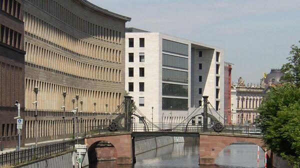 Здание МИД Германии на Шпрее. Архивное фото
