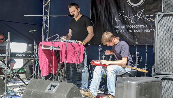 Джазовый open-air фестиваль EverJazz