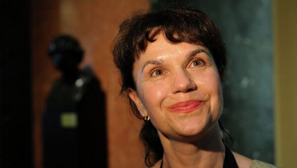 Директор Государственного музея изобразительных искусств (ГМИИ) имени Пушкина Марина Лошак, архивное фото