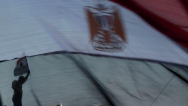 Протесты против президента Мурси в Египте