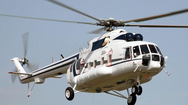 Грузопассажирский вертолет Ми-171А1