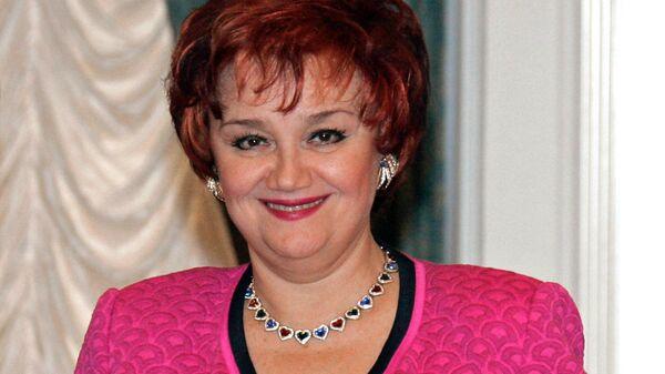 Тамара Синявская, архивное фото