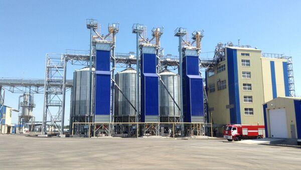 Завод в городе Жердевка