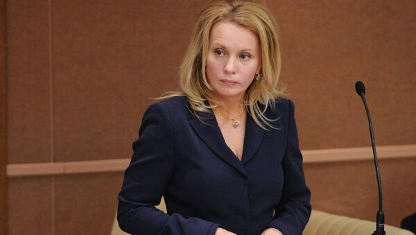 Наталья Третьяк. Архивное фото