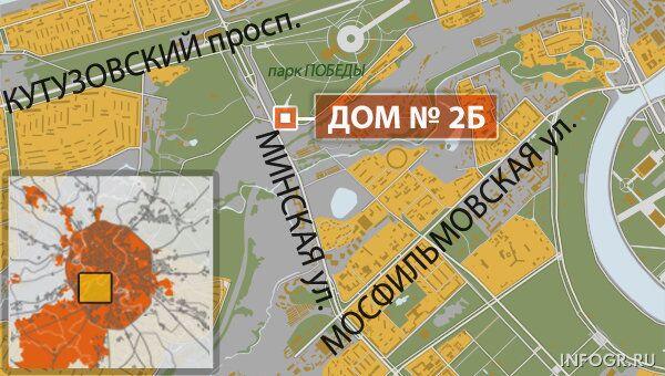Минская улица, дом 2Б