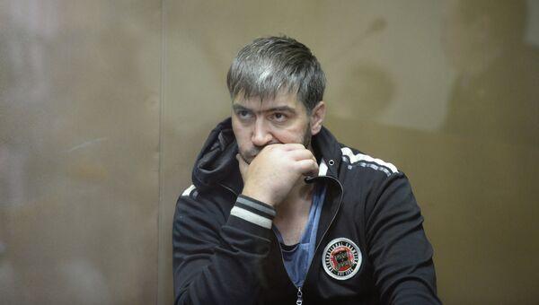 Один из опознанных нападавших Закарья Гаджиев, обвиняемый по делу об избиении депутата госдумы от ЛДПР Романа Худякова