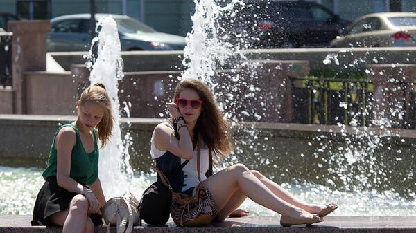 Россиян предупредили о жаре