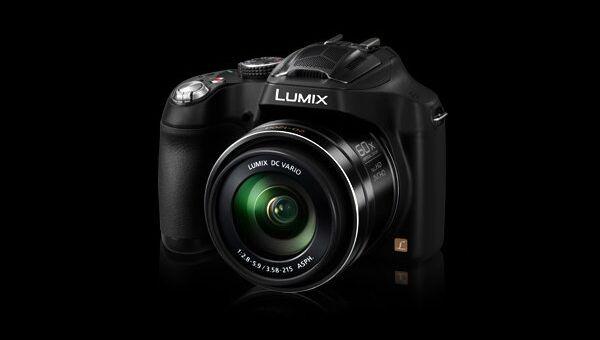 Камера Panasonic Lumix DMC-FZ72