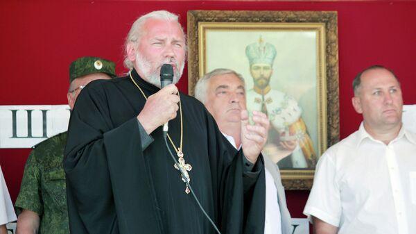 Священник Николай Стремский