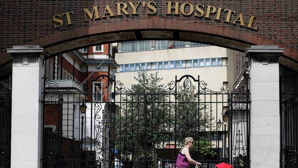 Больница святой Марии в Лондоне