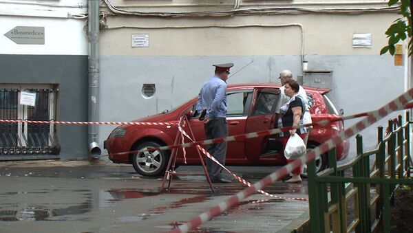 Жильцов двух подъездов дома на Садовой-Черногрязской улице эвакуировали из-за трещины