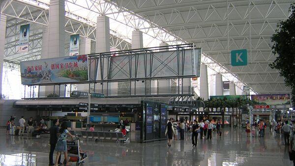 Международный аэропорт Гуанчжоу. Архивное фото
