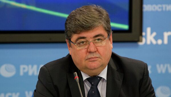 Заместитель губернатора Томской области Юрий Гурдин, архивное фото