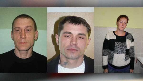 Полицейские разыскивают осужденных, сбежавших из-под стражи