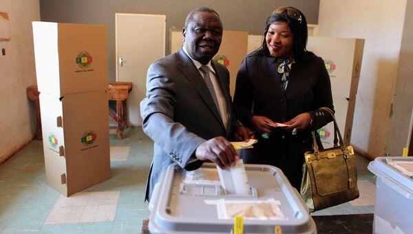Выборы в Зимбабве