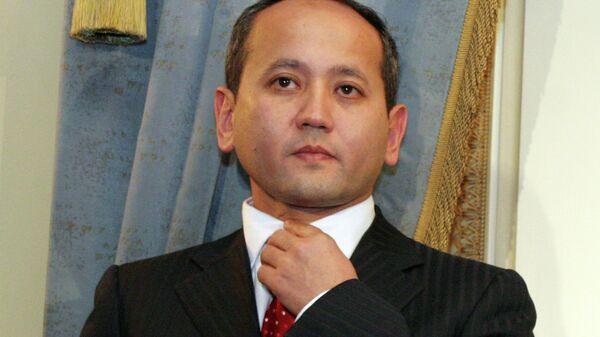 Экс-глава совета директоров БТА Банка Мухтар Аблязов. Архив