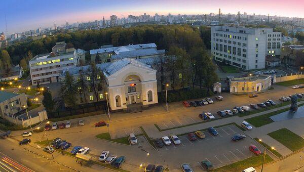 Национальный исследовательский центр Курчатовский институт. Архивное фото