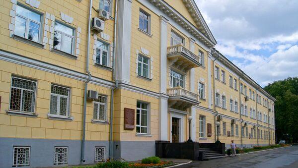 Главное здание НИЦ Курчатовский институт