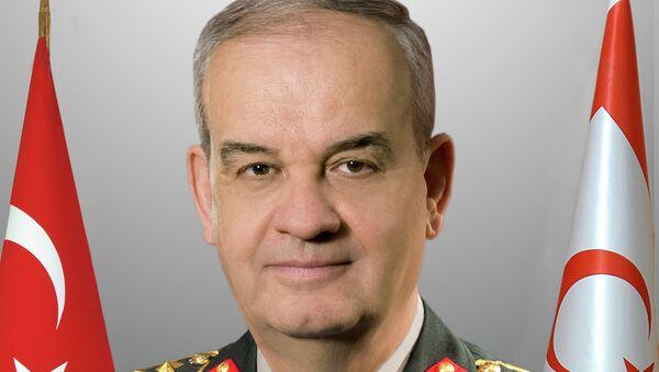 Экс-глава генштаба турецкой армии Илькер Башбуг. Архивное фото