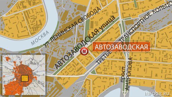 Автозаводская улица, Москва