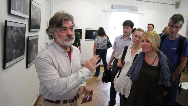 Выставка Владимира Вяткина. Архивное фото