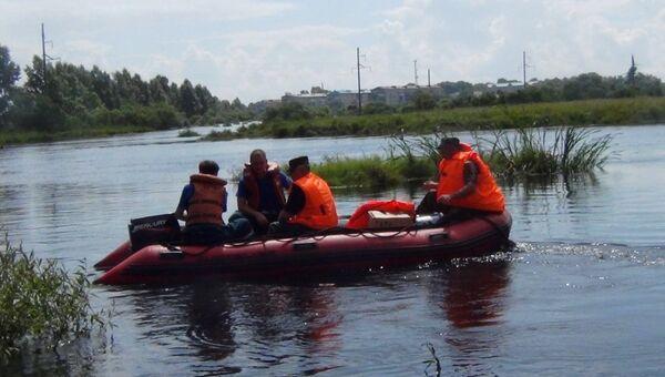 Эвакуация жителей села Кукелево Еврейской автономии