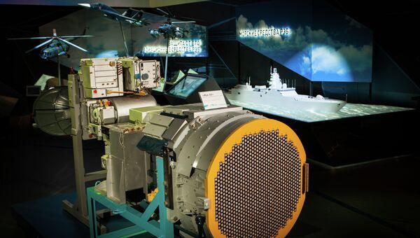 Жук-АЭ, БРЛС с АФАР для МиГ-35, изготовленные концерном Радиоэлектронные технологии. Архивное фото