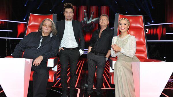 Состав жюри шоу Голос и в новом сезоне должен остаться прежним