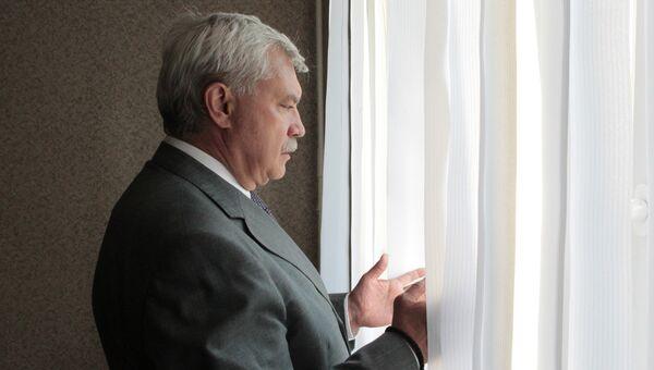 Губернатор Петербурга, архивное фото.