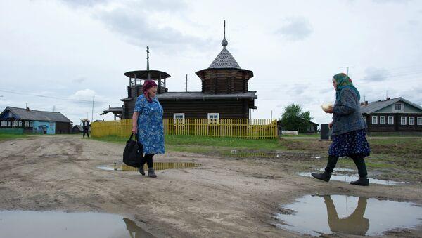 Регионы России. Республика Коми. Архивное фото